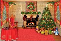 Каждый сможет побывать в гостях у Деда Мороза.