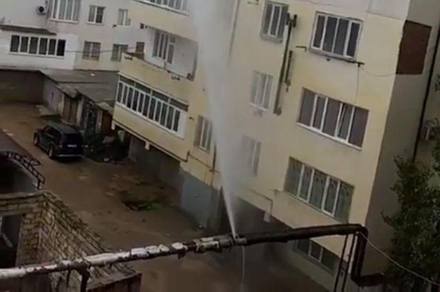 Восемь многоквартирных домов вОренбуржье остались без воды из-за коммунальной трагедии