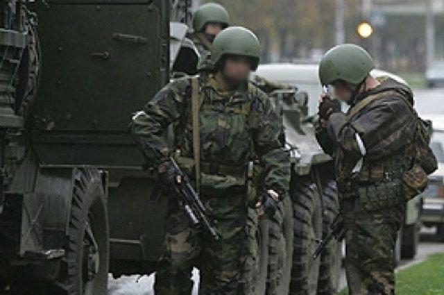 Силовики вДагестане уничтожили иззасады 2-х боевиков