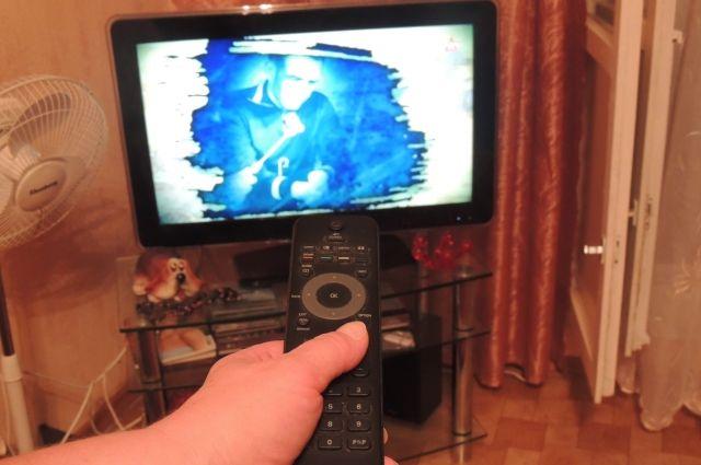 Тюменец украл у пожилой соседки телевизор