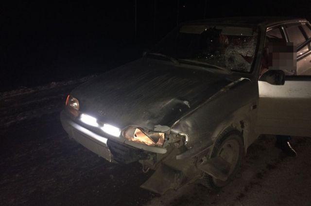 ВБашкирии ВАЗ-2114 насмерть сбил пешехода на«зебре»