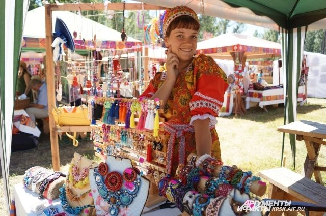 Шушенское всегда был место притяжения культурных событий.