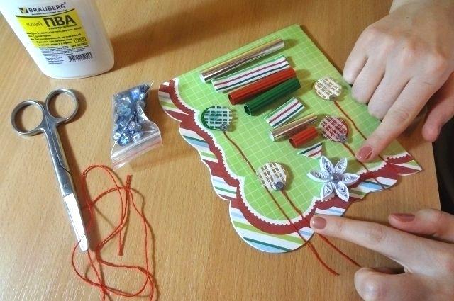 Два занятия по созданию праздничных открыток пройдет в Иркутске.