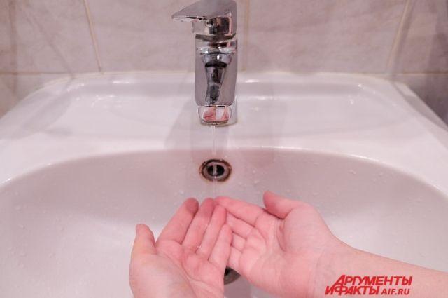 В Омске увеличится тариф на воду.