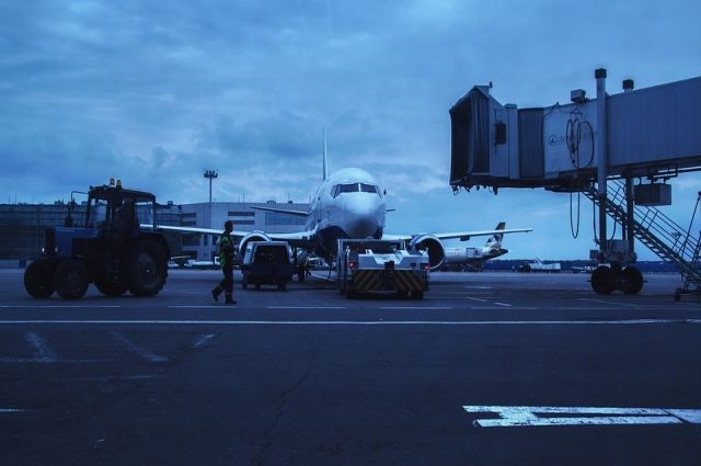 В Омске назвали популярные направления авиаперелётов.