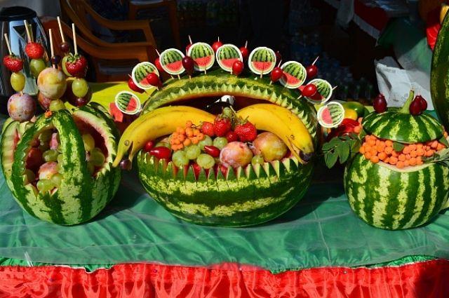 Арбузный фестиваль вКамышине признан достоянием Российской Федерации