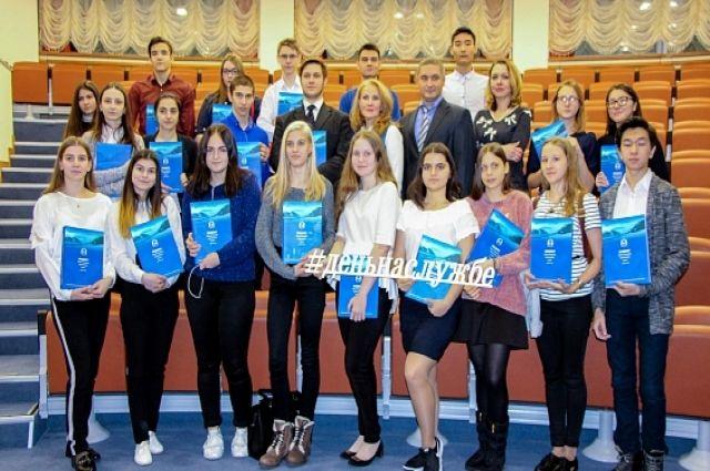 Салехардские школьники попробовали себя в роли финансистов