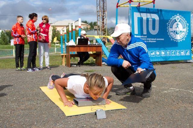 Ямальская спортсменка лучше всех в России сдала нормы ГТО