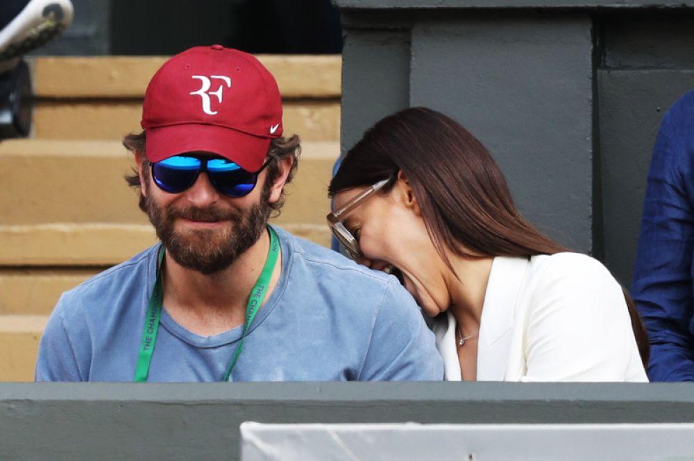 21 марта у модели Ирины Шейк и актера Брэдли Купера родилась дочь Леа.