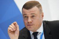 Александр Никитин, губернатор Тамбовской области.