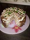 Торт из куриной печени от Олеси Орешковой
