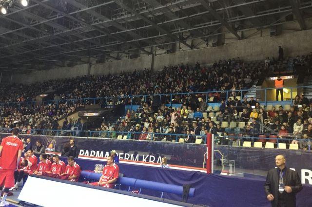 В УДС «Молот» снова пройдут домашние матчи национальных сборных России.
