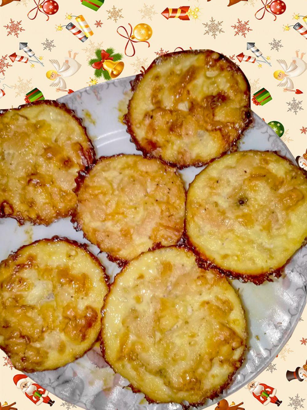Куриные тарталетки от Елены Костроминой