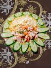 Курица с овощами от Семена Бросалина