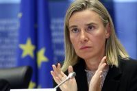 Могерини: Средства ЕС для Украины выделяются с рядом жестких условий