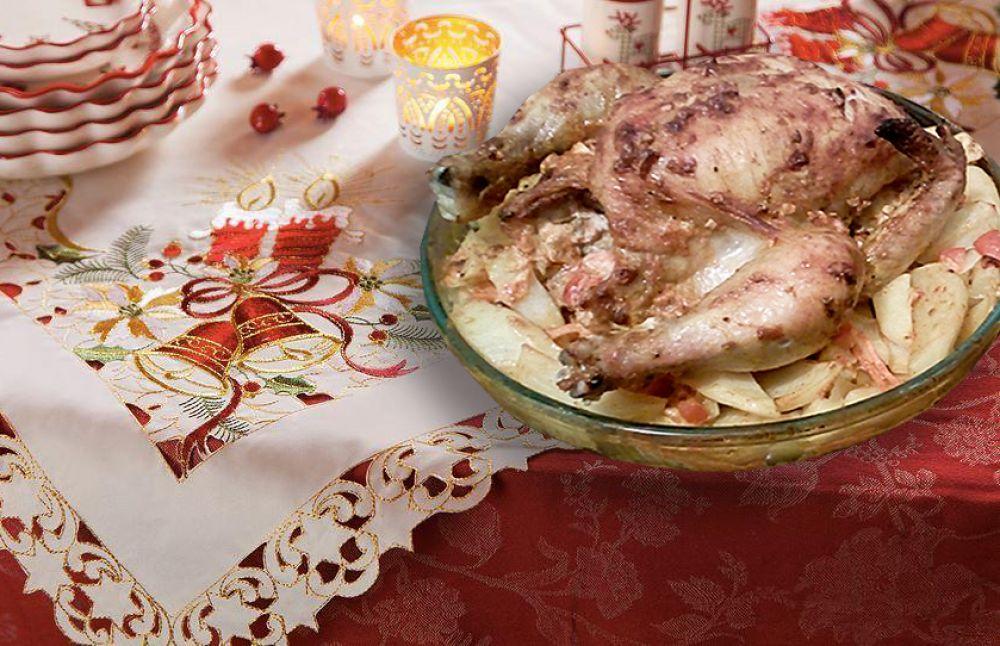Курица в овощах от Татьяны Соловенюк