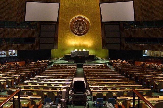 На Генассамблее ООН приняли «самую сильную резолюцию» по Крыму