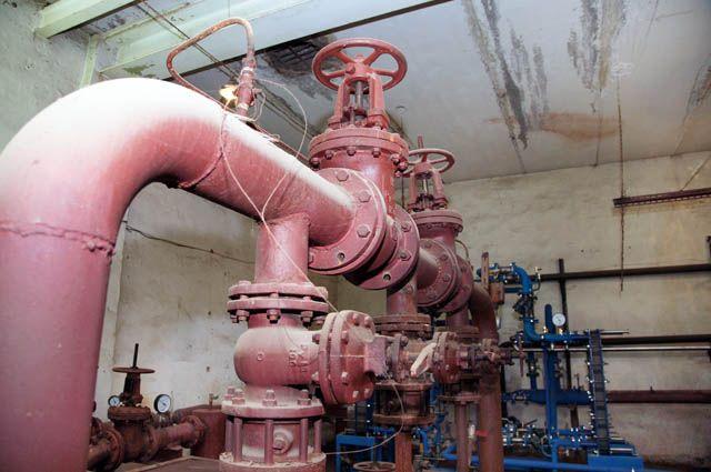 в котельных устанавливают системы коррекционной обработки воды.