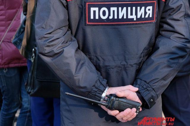 Центр Красноярска был перекрыт 3 часа из-за потерянного телефона