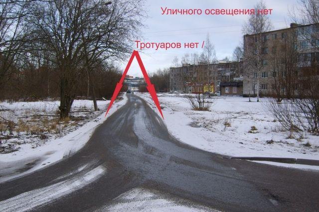 Омбудсмен достиг реконструкции улицы Спирина вКрасном Селе
