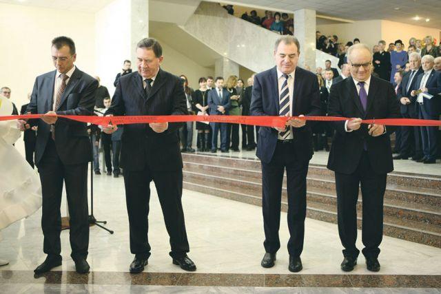 Около 60 миллионов рублей выделил «Росатом» на достройку Дворца культуры.