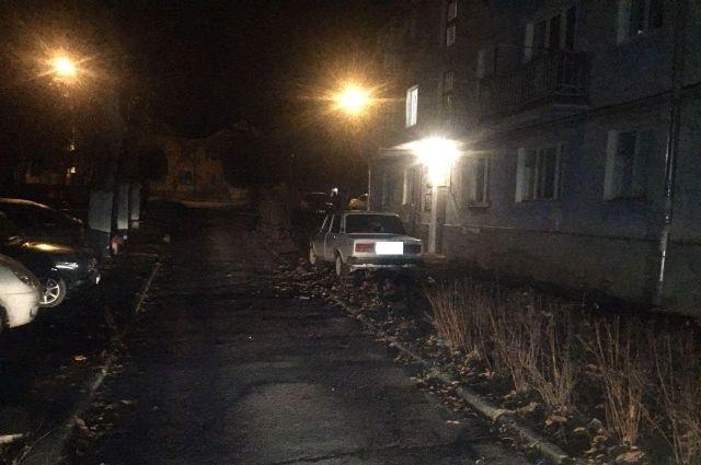 Нетрезвый шофёр без прав сбил пешехода вЛермонтове