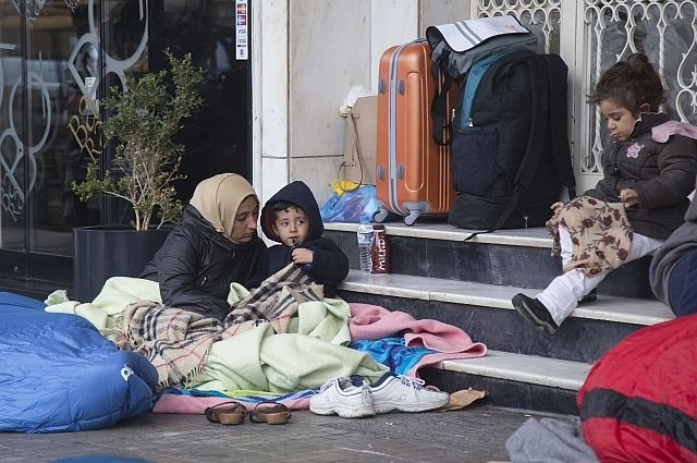 Поспред РФ вЕС назвал миграционный кризис бомбой замедленного действия
