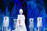 «Снежная королева»: любовь побеждает!