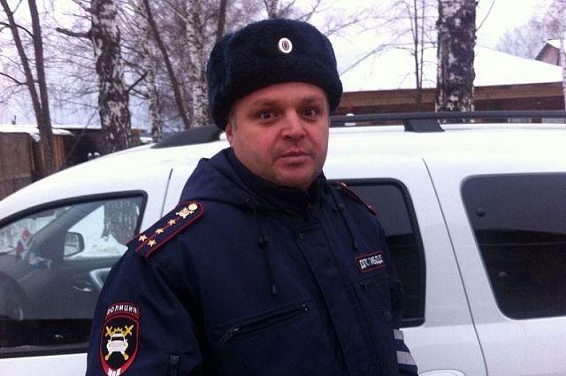 В тот день Игорь Аникин находился на дежурстве.