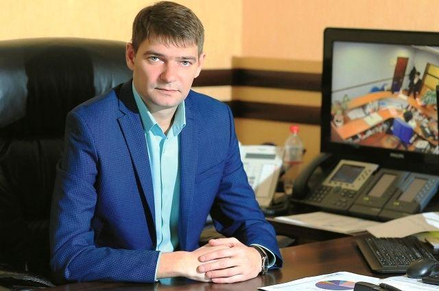 Директор филиала «Брянскэнергосбыт» ООО «ТЭК-Энерго» Валерий Гричанный.