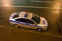 В Оренбурге автомобиль врезался в столб на улице Орской.