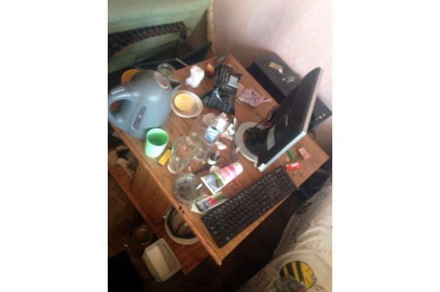 В Тюмени на улице Широтной полиция ликвидировала наркопритон