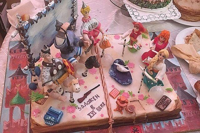ВТуле прошел фестиваль государственной кухни «Радуга вкуса»