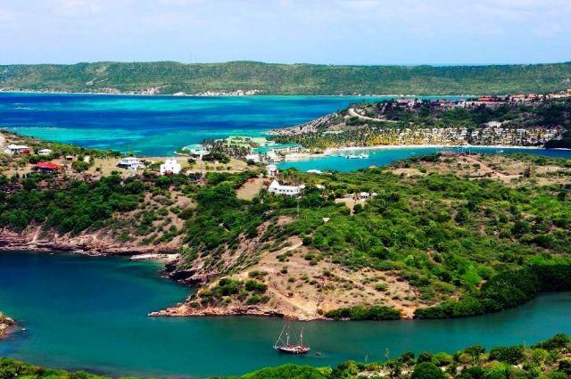 Кабмин утвердил безвиз с островами Карибского моря