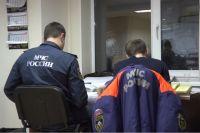 На шахте «Есаульская» обрушилась порода: трое человек заблокированы.