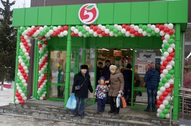 Универсам на Молдавской – единственный магазин такого размера на Кислотных Дачах.