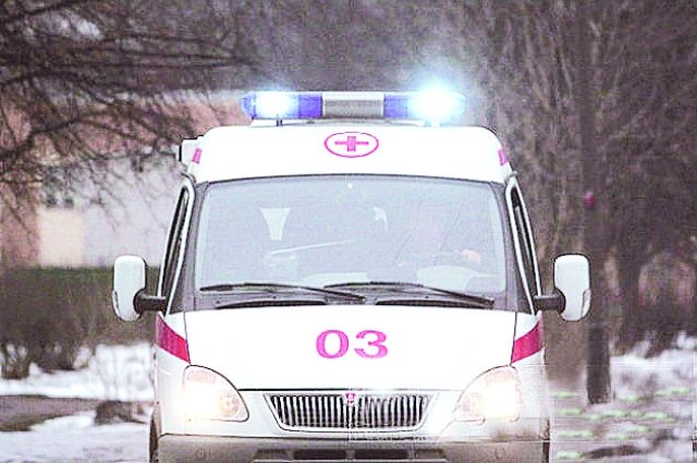 ВБрянске наВолодарке шофёр УАЗ сбил назебре 57-летнюю женщину