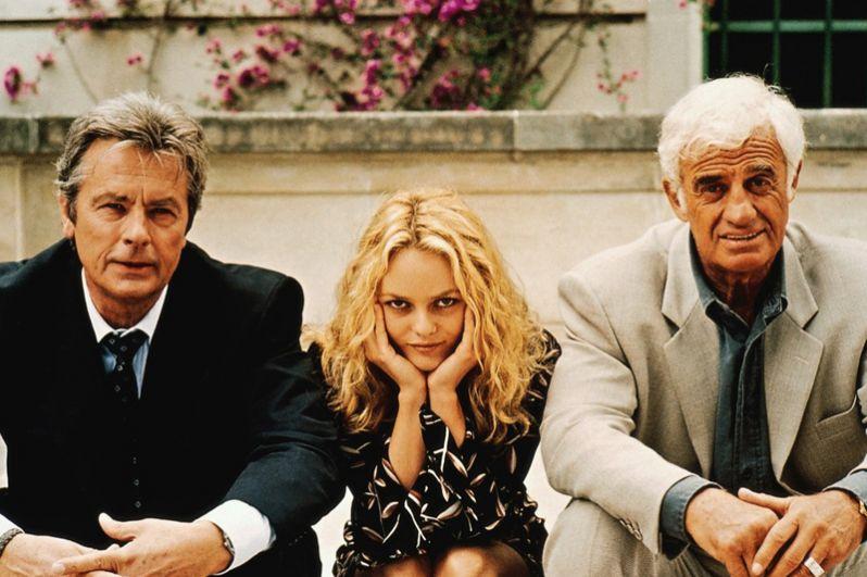 В 1998 году Паради снялась в фильме «Один шанс на двоих» Патриса Леконта, где ее партнерами стали Жан-Поль Бельмондо и Ален Делон.