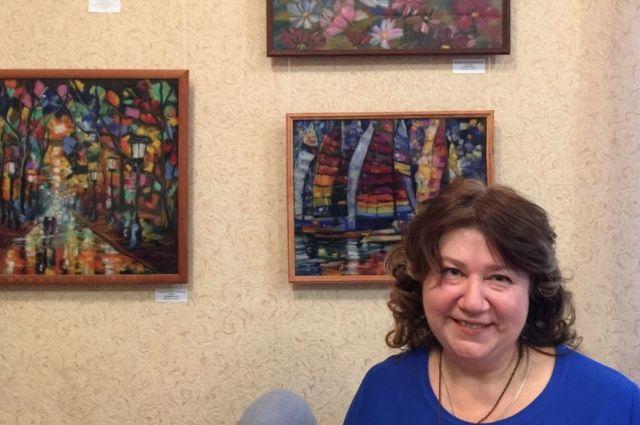 Евгения Печёнкина и ее работы.