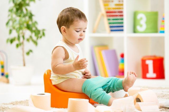 Деликатный вопрос. Как надо решать проблемы со стулом у детей?