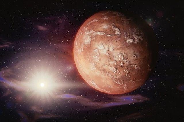 Поверхность Марса впитала все реки иозера, как губка— Ученые