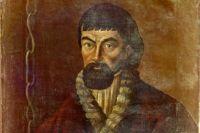 Портрет Пугачёва, писанный с натуры масляными красками. Находится в Ростовском музее.
