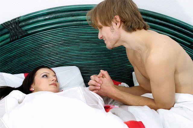 Партнер по сексу для нас женой