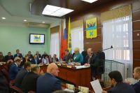В Оренбурге приняли бюджет на следующий год.
