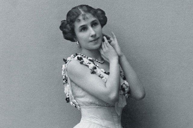 Матильда Кшесинская. 1903 г.