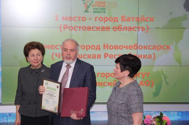 Сургут отметили в Совете Федерации