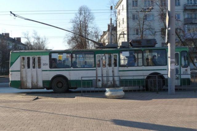 Презентован проект новой транспортной схемы Дзержинска.