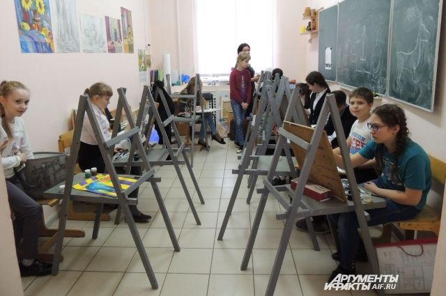 Центры появятся на базе четырех школ