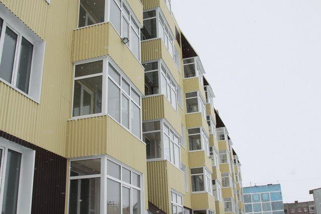 В Омской области рассказали о продажи жилья в регионе.