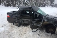 В ДТП погиб 68-летний водитель Fiat Albea.